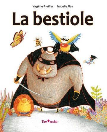 Chronique de l'album jeunesse La bestiole.