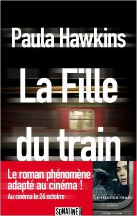 Chronique du roman La fille du train.