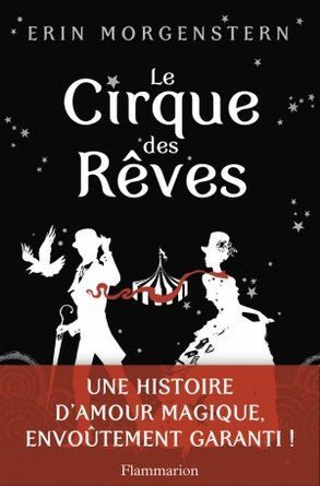 Chronique du roman Le cirque des rêves