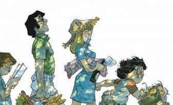Chronique de la bande dessinée Les beaux été_Cap au Sud!