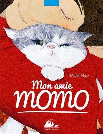 Chronique de l'album jeunesse Mon amie Momo
