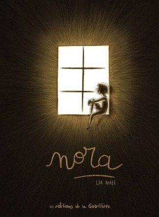 Chronique de l'album jeunesse Nora