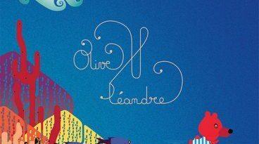 Chronique de l'album jeunesse Olive et Léandre