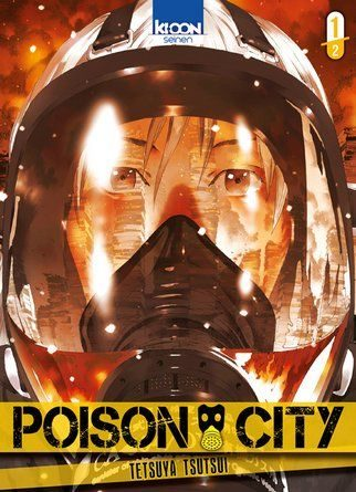 Chronique du manga Poison City