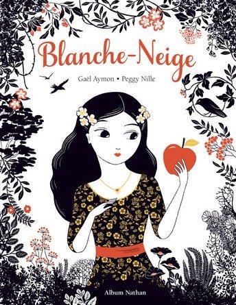 Chronique de l'album jeunesse Blanche-Neige.