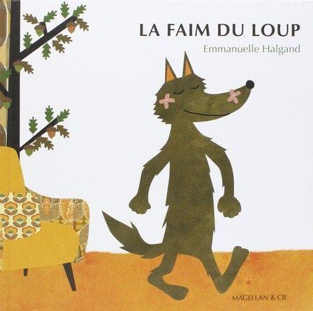 Chronique de l'album jeunesse La faim du loup.
