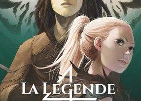 Chronique du roman Le clan des tigres_La légende des Quatre T2.