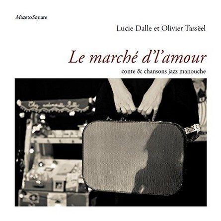 Chronique de l'album jeunesse Le marché d'l'amour
