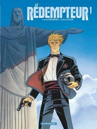 Chronique de la bande dessinée Le rédempteur.