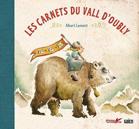 Chronique de l'album jeunesse Les carnets du Vall d'Oubly.