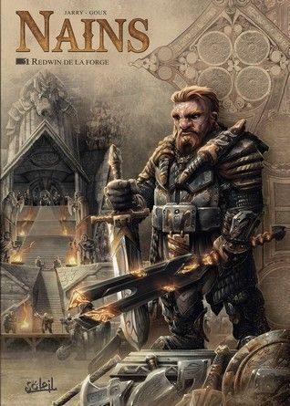 Chronique de la bande dessinée Nains: Redwin de la forge