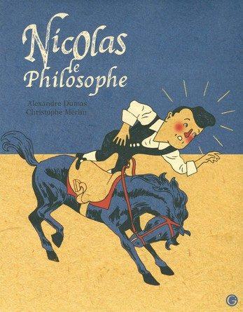 Chronique de l'album jeunesse Nicolas le Philosophe.