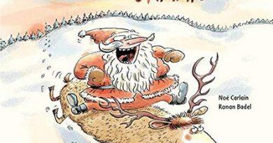 Chronique de l'album jeunesse Tout ce que le Père Noël ne fera jamais.