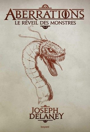 Chronique du roman Abberations_Le réveil des monstres