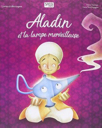 Chronique de l'album jeunesse Aladin et la lampe merveilleuse