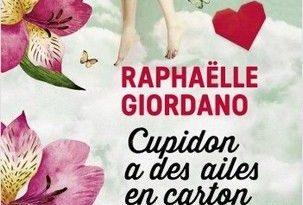Chronique du roman Cupidon à des ailes en carton.