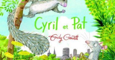 Chronique de l'album jeunesse Cyril et Pat.