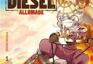 Chronique de la bande dessinée jeunesse Diesel: Allumage
