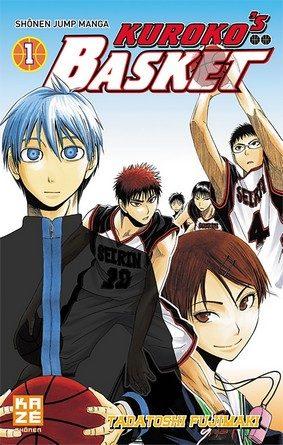 Chronique du manga Kuroko's basket