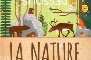 Chronique de l'album jeunesse La nature.