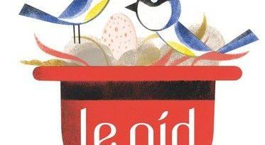 Chronique de l'album jeunesse Le nid.