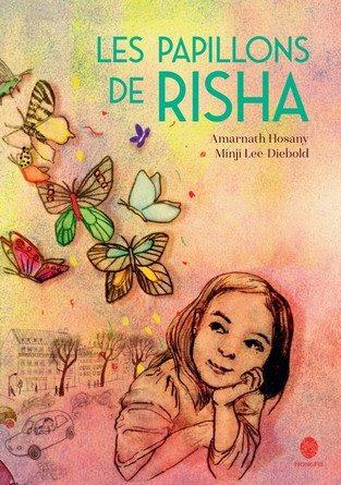 Chronique de l'album jeunesse Les Papillons de Risha