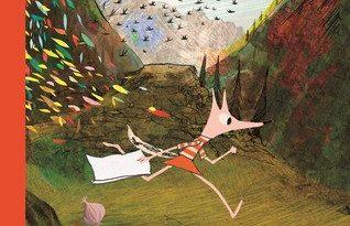 Chronique de l'album jeunesse Les feuilles volantes - contes de la Vallée