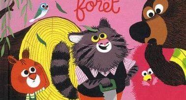 Chronique de l'album jeunesse Edmond et ses amis – L'esprit de la forêt
