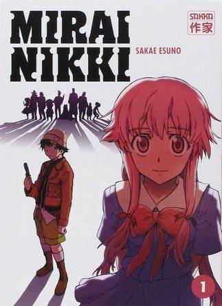 Chronique du manga Miraï Nikki.