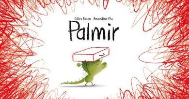 Chronique de l'album jeunesse Palmir.