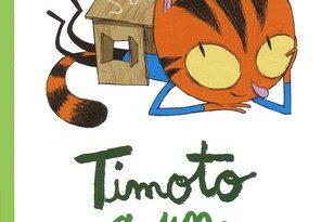 Chronique de l'album jeunesse Timoto a un meilleur copain.