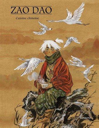 Chronique de la bande dessinée Cuisine chinoise.