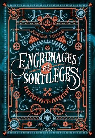 Chronique du roman Engrenages et Sortilèges