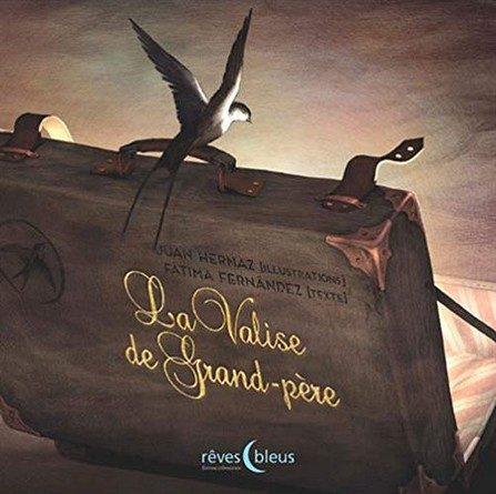 Chronique de l'album jeunesse La valise de Grand-père