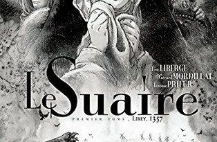 Chronique de la bande dessinée Le Suaire
