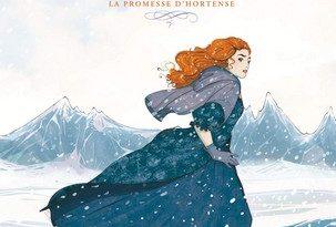 Chronique de l'album jeunesse Les Colombes du Roi-Soleil – La promesse d'Hortense