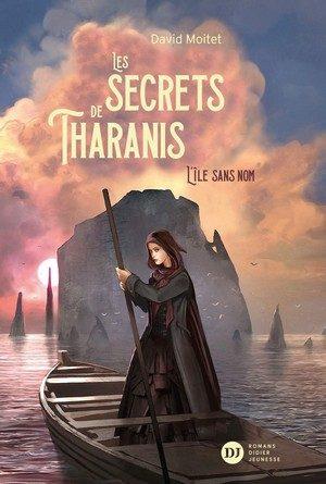 Chronique du roman jeunesse Les secrets de Tharanis