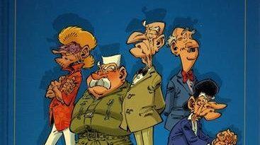 Chronique de la bande dessinée Les Seignors T1