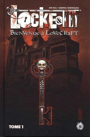 Chronique de la bande dessinée Locke & Key : Bienvenue à Lovecraft