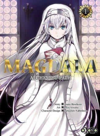 Chronique du manga Magdala Alchemist Path
