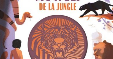 Chronique de l'album jeunesse Mowgli de la jungle