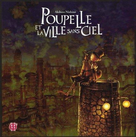 Chronique de l'album jeunesse Poupelle et la ville sans ciel