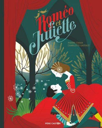 Chronique de l'album jeunesse Roméo et Juliette.
