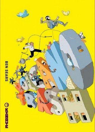 Chronique de la bande dessinée Volcano Trash