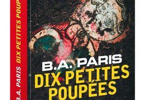 Chronique du roman Dix petites poupées