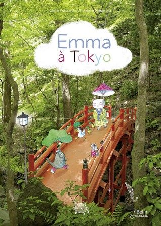 Chronique de l'album jeunesse Emma à Tokyo