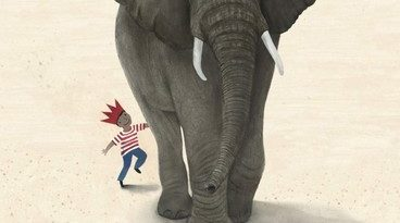 Chronique de l'album jeunesse L'éléphant
