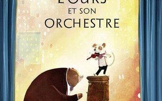 Chronique de l'album jeunesse L'Ours et son orchestre