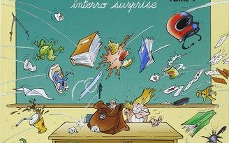 Chronique de la BD Les Profs 1 – Interro Surprise