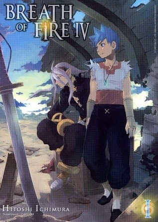 Chronique du manga Breath of fire IV